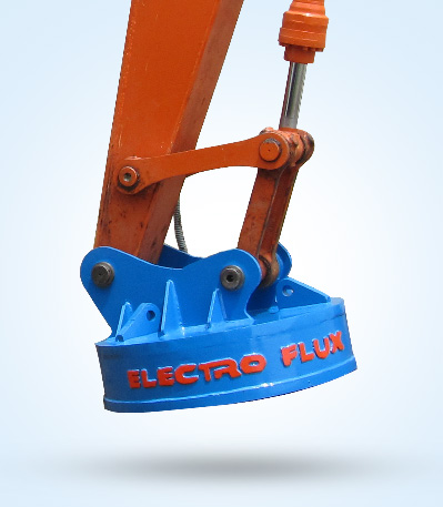 Excavator Electro Lifting Magnets